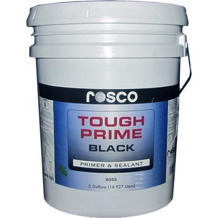 Rosco 150060550640 Tough Prime Black - 5 Gallon