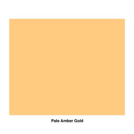 Rosco Gel Sheet - Pale Amber Gold