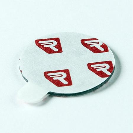 Rycote 066327 Stickies Advanced - Round Adhesive Pad for Lav Mics - 23mm Round - Bag of 100
