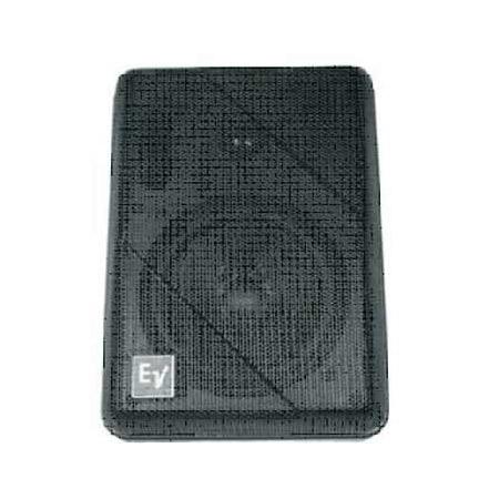 EV 160 Watt 8 Ohm 2-Way Weather Resistant Speaker (Black) Pair