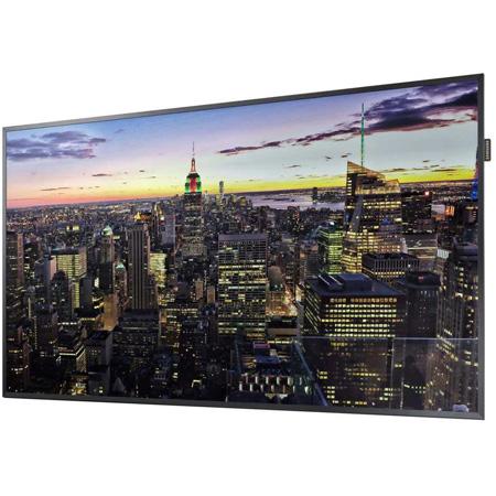 Samsung QM55H 55 Inch Edge-Lit 4K UHD LED Display for Business