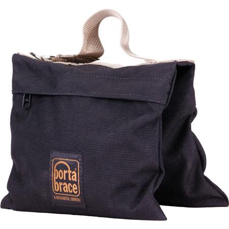 25 Pound Sand Bag BLACK