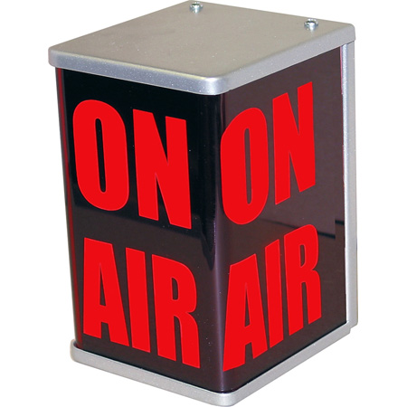 Sandies 343-110 Triple Sided On-Air Studio Warning Light 110V