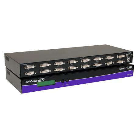 Smart AVI DVR8X8S DVI-D 8x8 Router