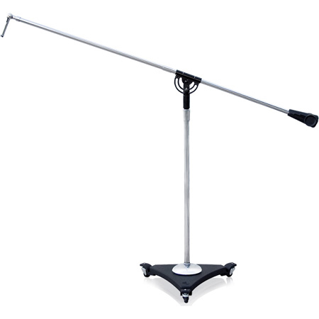 Atlas SB36W Studio Boom Mic Stand w- Air Suspension System 49in to 73in - Chrome