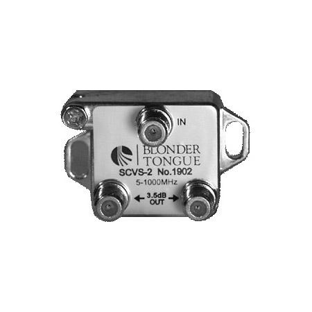 Blonder Tongue SCVS-2 2-way Splitter