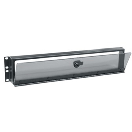Middle Atlantic SECL-2 Rackmount Locking Security Cover - 2 Space
