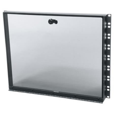 Middle Atlantic SECL-8 Rackmount Locking Security Cover - 8 Space