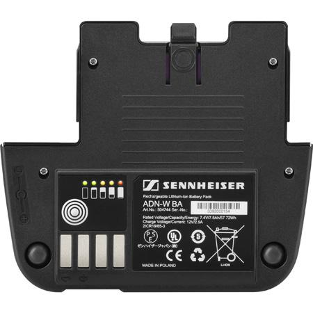 Sennheiser ADN-WBABATTERY Rechargeable Li-ion Battery Pack