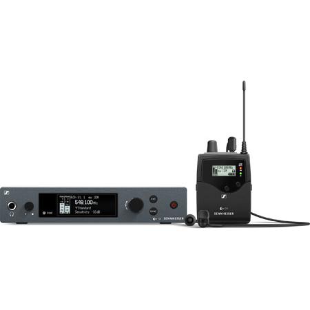 Sennheiser EW IEM G4-A1 Wireless Stereo Monitoring Set with SR IEM G4 Transmitter & EK IEM G4 Receiver (470 - 516 MHz)