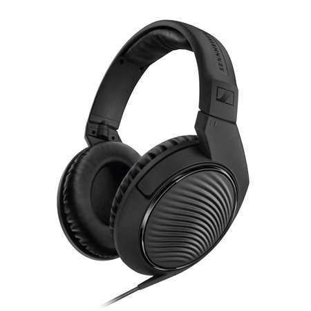 Sennheiser HD 200 PRO Closed-Back Dynamic Monitoring Headphones for Studio and Live