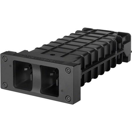 Sennheiser LM6060 Charging Module for L6000 Rack Charger - Charge 2x BA 60 Batteries for SKM 6000 & SKM 9000