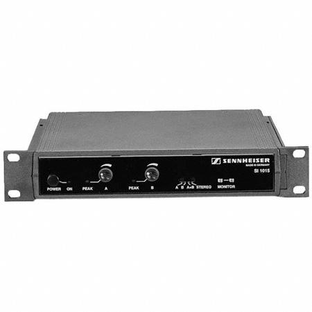 Sennheiser SI 1015-4000 SINGLE 2.3 MHz Infrared System Package to Cover 4000 Square Feet in Single Channel Mode