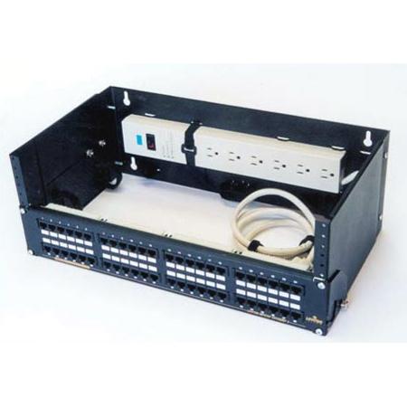 SoftCinch 1164-1 MAX-Bracket 4U Wall Mount Bracket