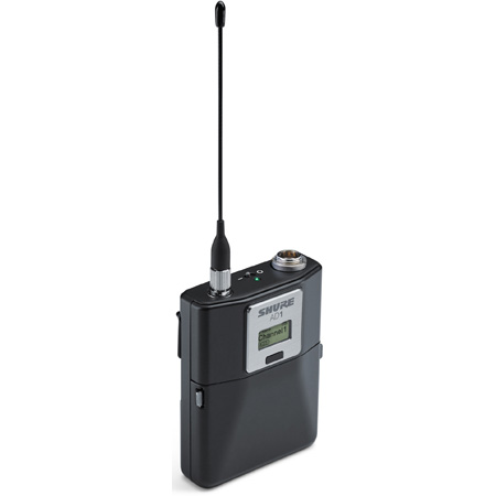 Shure AD1 Axient Digital Bodypack Wireless Transmitter - 470-616 MHz