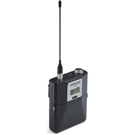 Shure AD1 Axient Digital Bodypack Wireless Transmitter - 470-616 MHz
