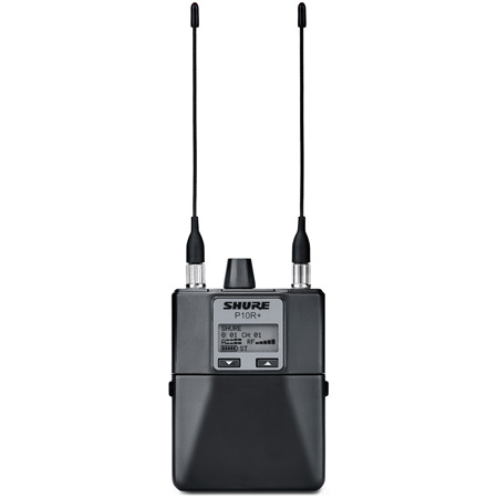 Shure P10Rplus PSM1000 Bodypack Receiver - Frequency G10 470-542MHz
