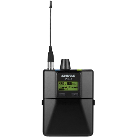 Shure P9RA-G7 PSM 900 Wireless Rechargeable Bodypack Receiver - G6 (506-542 MHz)