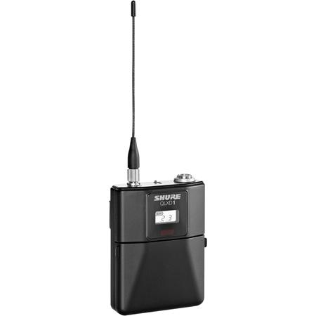 Shure QLXD1-H50 Bodypack Transmitter - (534 - 598 MHz)