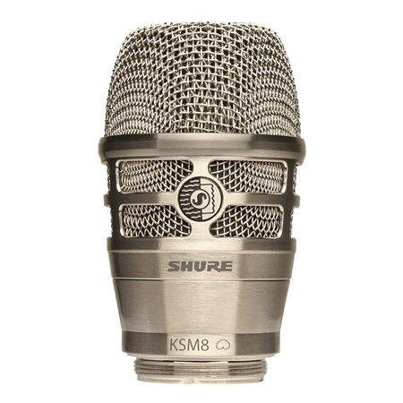 Shure RPW170 Cartridge Nickel KSM8 Wireless capsule for Nickel Shure Transmitters