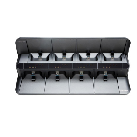 Shure SBC850-US 8-Bay Networked Docking Station For BN & GN