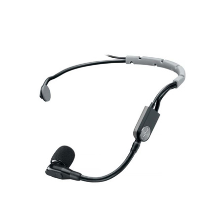 Shure SM35 Headset Cardioid Condenser Mic With Snap-Fit Windscreen And TA4F (TQG) Connector