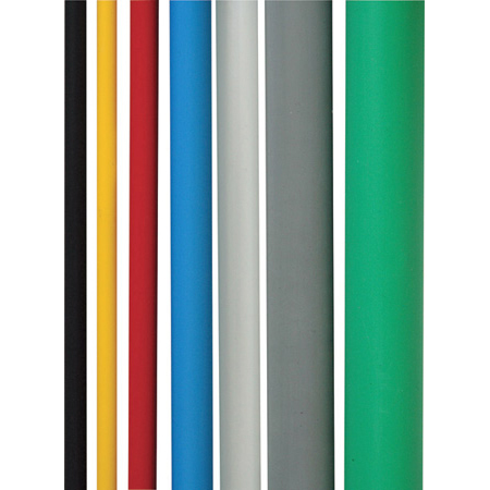 Connectronics Heat Shrink Tubing 3/64in. Green 4ft