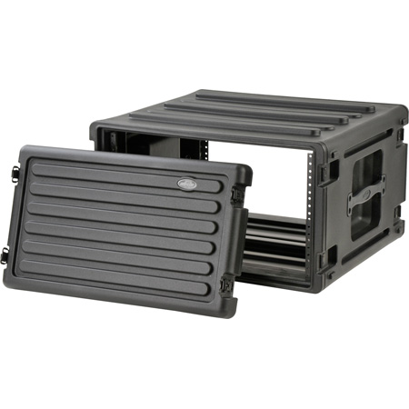 SKB 1SKB-R6U 6U Space Roto Molded Rack Case