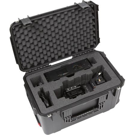 SKB 3i-221312BKB iSeries Camera Case for Blackmagic URSA Broadcast Camera & Accessories