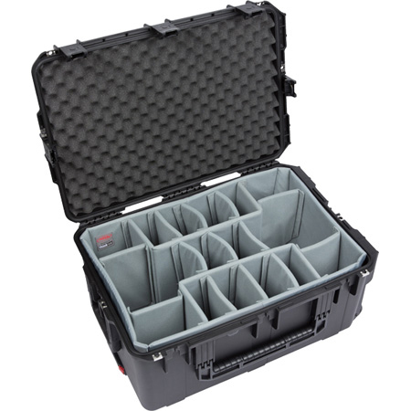 SKB 3i-2617-12DT iSeries 3i-2217-12 Case with Think Tank Designed Photo Dividers