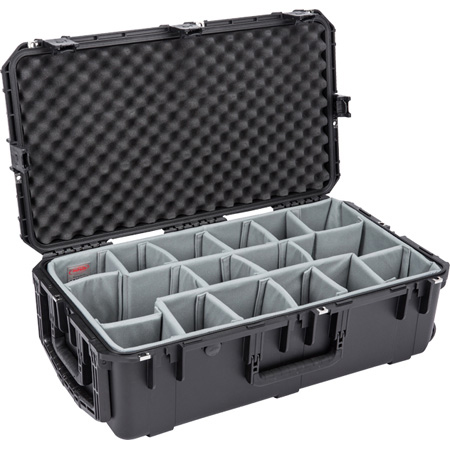 SKB 3i-3016-10DT iSeries 3i-3016-10 Case with Think Tank Designed Photo Dividers