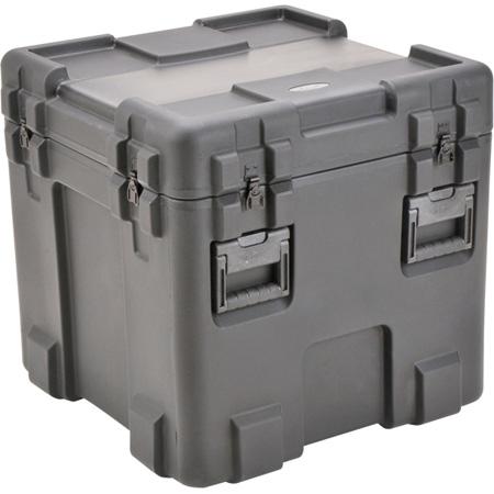SKB 3R2424-24B-E Roto-Molded Mil-Standard Utility Case Empty Interior