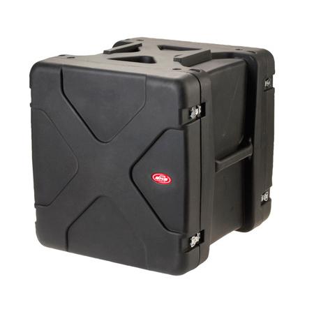 SKB R912U20 12 Space Roto Molded Shock Mount Rack Case
