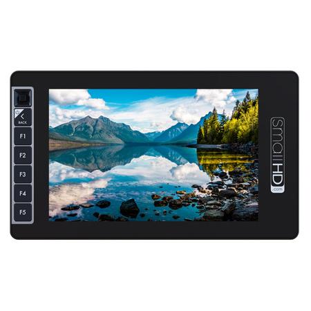 SmallHD MON-703U 703 Ultra Bright - Professional Grade 7 Inch Monitor with 1080P Screen and 3000 Nits of Brightness