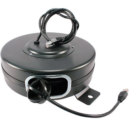 Stage Ninja CAT5-40-S Retractable CAT5e Cable Reel - 40 Foot