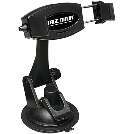 Stage Ninja FON-1-SB Ninja Clamp Phone Mount with Suction Base