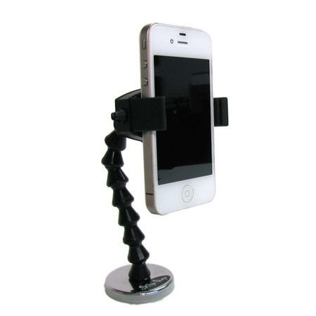 Stage Ninja FON-9-MB Ninja Clamp Phone Mount with Magnetic Base