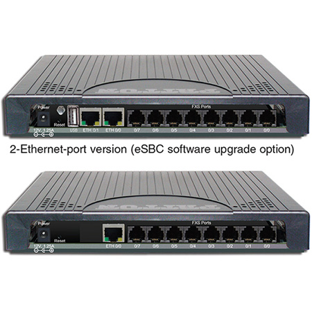 Patton SN4141/4JO4V/EUI SmartNode VoIP Gateway - 4 FXO Ports