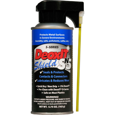 CAIG Products DeoxIT® SHIELD SN5S-6N 5 Percent Spray 163g