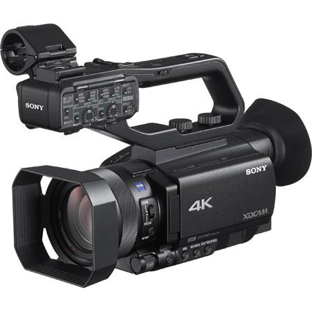 Sony PXWZ90V 4K HDR XDCAM with Fast Hybrid AF
