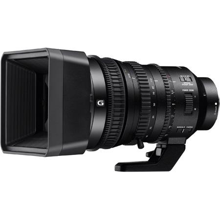 Sony SELP18110G 18-110mm APS-C E-Mount Power Zoom Lens