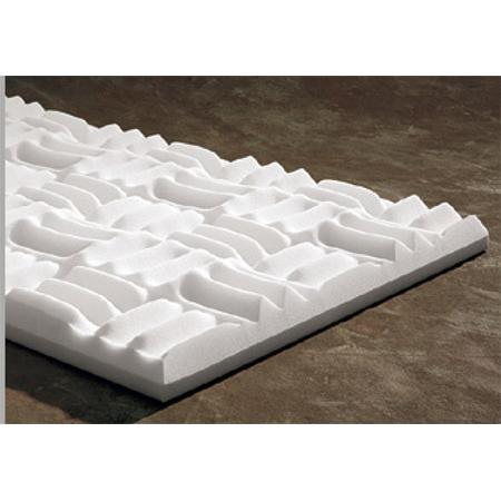 White Sonex One 24 x 48 x 3 Inch Thick Box of 4
