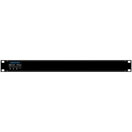Sonifex AVN-AIO4 1U Dante to 4 Mono Channel Analog Input & Output Interface
