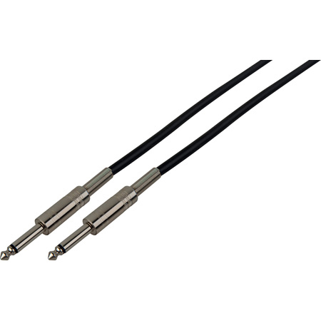 Sescom SP14-SP14-50 Speaker Cable 1/4 TS Male to 1/4 TS Male 14AWG - 50 Foot