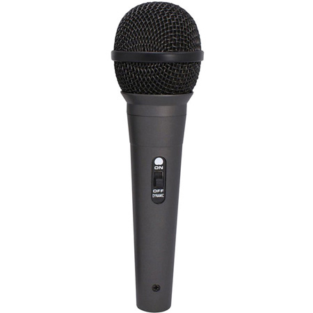 Speco MCHH100A Dynamic Handheld Microphone