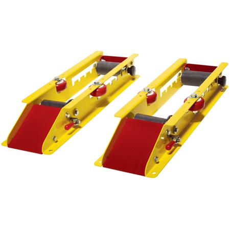 SpoolMaster RP-BTX Cable Reel Roller & Dispenser 2000 Lb Capacity (Pair)