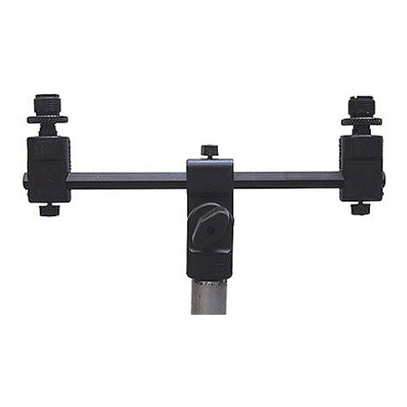 Sabra-Som ST2 Two Mic Stereo Bar with 3/8 and 5/8 Inch Threads
