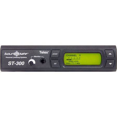 Telex ST-300 17 Channel Base Transmitter