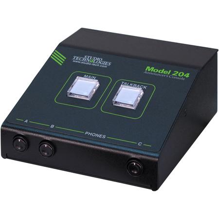Studio Technologies Model 204 Announcers Console