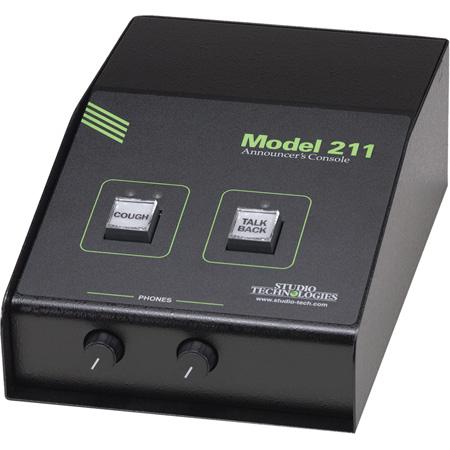 Studio Technologies Model 211 Announcers Console